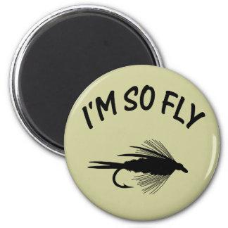 I'M SO FLY FRIDGE MAGNETS