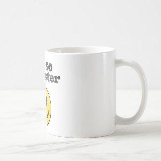 I'm So Gangster Smiley Classic White Coffee Mug