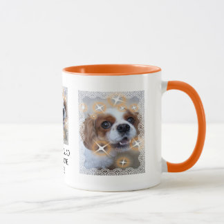 """I'M SO GLAD YOU LOVE, ME! MUG"