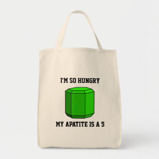 I'm So Hungry, My Apatite is a 5 Tote Bag