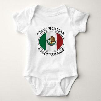 I'm So Mexican I Poop Tamales Shirt