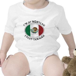 I'm So Mexican I Poop Tamales Tshirt