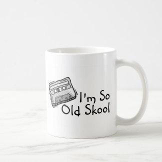 Im So Old Skool Coffee Mug