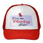 I'm So Pinning This Trucker Hat