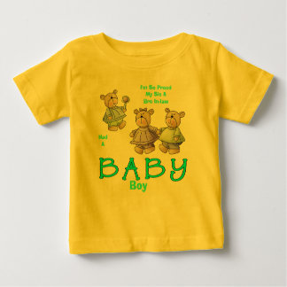 I'm So Proud - Baby Boy Baby T-Shirt
