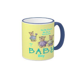 I'm So Proud - Baby Boy Coffee Mug