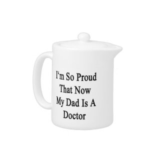 I'm So Proud That Now My Dad Is A Doctor