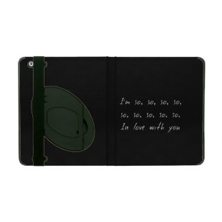 I'm so, so, so, so in love with you (Ipad case) iPad Cases