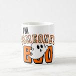 I'm Someone's Boo Ghost Halloween Coffee Mug