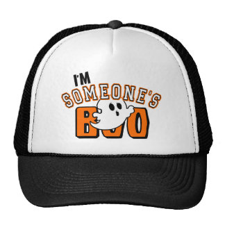 I'm Someone's Boo Ghost Halloween Hat