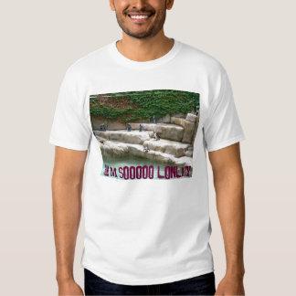 I'm sooooo LONLEY T-shirt