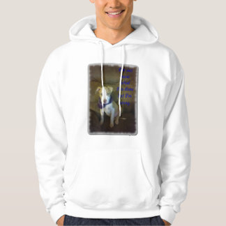 I'm Sorry Hooded Pullover