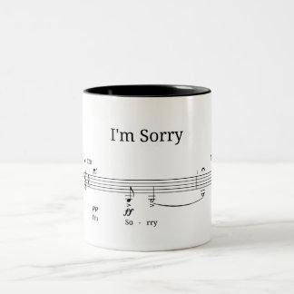 I'm Sorry - My Favorite Murder Tribute Mug