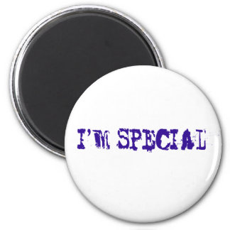 I'm Special 2 Inch Round Magnet