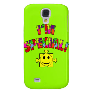 I'm Special! Autistic Awareness Galaxy S4 Case