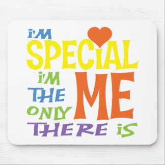 I'm Special Kids Shirts Mouse Pad