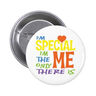 I'm Special Kids Shirts Pins