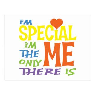 I'm Special Kids Shirts Postcard