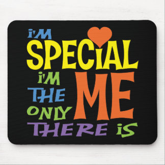 I'm Special Mouse Pad