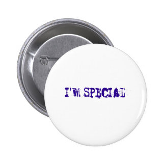 I'm Special Pinback Button