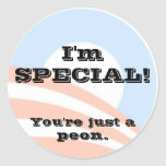 I'm SPECIAL! Stickers