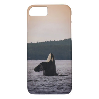 I'm spying on you wild Jpod Killer Whale iPhone ca iPhone 8/7 Case