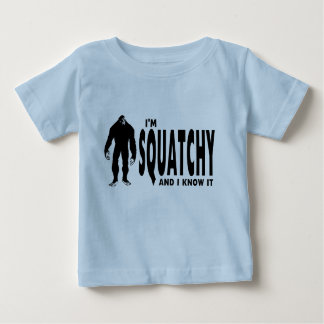 I'm Squatchy Baby T-Shirt