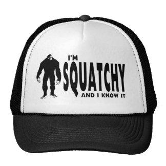 I'm Squatchy Trucker Hat