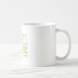 I'm staying in my PJ's today Coffee Mug