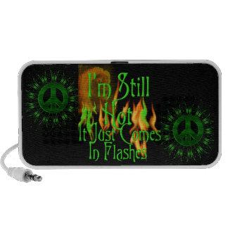 I'm Still Hot Portable Speaker