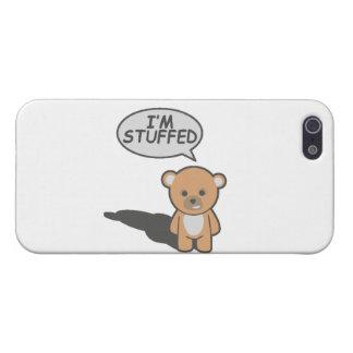 I'm Stuffed Teddy Bear iPhone 5/5S Cases