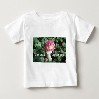I'm such a fun guy (fungi, mushroom) infant t-shirt