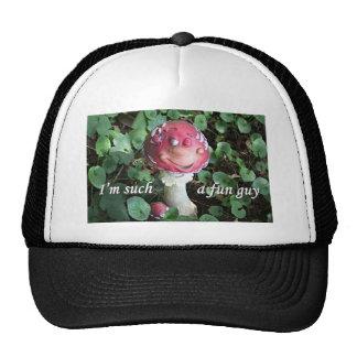 I'm such a fun guy (fungi, mushroom) trucker hat