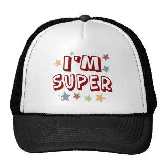 Im Super with Stars Trucker Hat