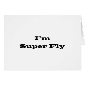 I'm Superfly Card