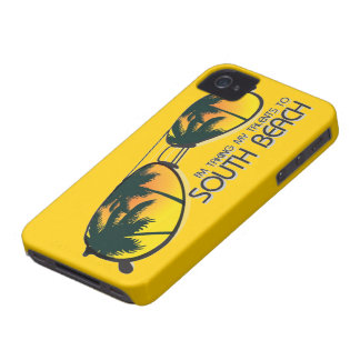 I'm Taking My Talents To South Beach iPhone Case iPhone 4 Cases