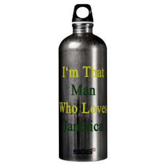 I'm That Man Who Loves Jamaica SIGG Traveler 1.0L Water Bottle