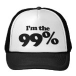 I'm the 99% mesh hat