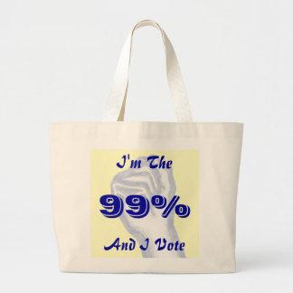 I'm The 99% Tote Bag