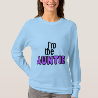 I'm The Auntie shirt
