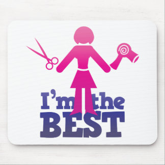 I'm the best ! mouse pad