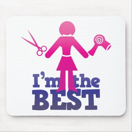 I'm the best ! mousepads