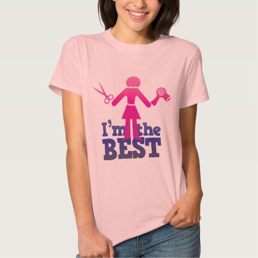 I'm the best ! tshirts