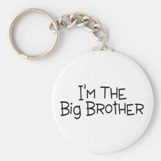 Im The Big Brother 2 Basic Round Button Keychain
