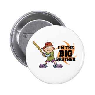 I'm The Big Brother 2 Inch Round Button