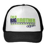 I'm the Big Brother Again Blue/Green T-shirt Mesh Hat