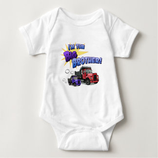I'm the Big Brother! Baby Bodysuit