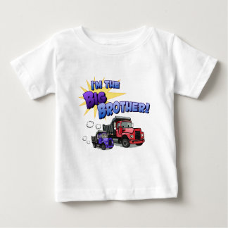I'm the Big Brother! Baby T-Shirt