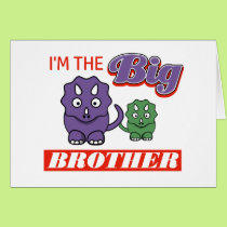 I'm the Big Brother designs Card