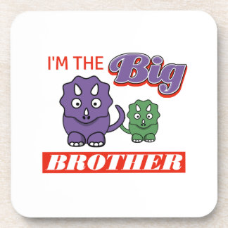 I'm the Big Brother designs Coaster